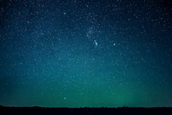 An image of the night sky.