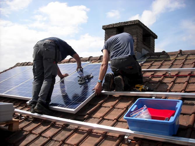 Should You Do Your Own Solar Installation