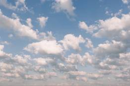 Photo of clouds.